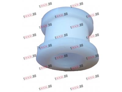 Втулка фторопластовая (передняя, кабина AZ1642430263) H2/H3 HOWO (ХОВО) AZ1642430261 фото 1 Казань