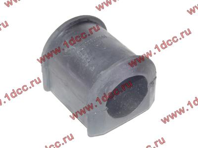 Втулка резиновая для заднего стабилизатора H2/H3 HOWO (ХОВО) 199100680067 фото 1 Казань