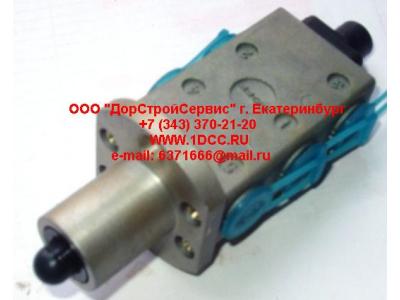 Клапан управления КПП (3+2 отв. под трубки) H2/H3,C,DF HOWO (ХОВО) F99660 фото 1 Казань