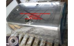 Бак топливный 400 литров алюминиевый F для самосвалов фото Казань