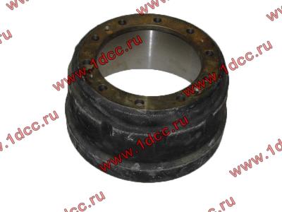 Барабан тормозной передний H2/H3 HOWO (ХОВО) AZ9112440001 фото 1 Казань