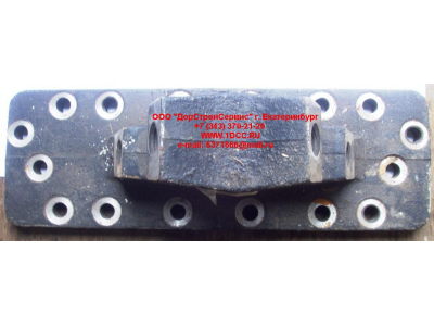 Кронштейн крепления V-образных тяг к раме правый H HOWO (ХОВО) AZ9625520359 фото 1 Казань