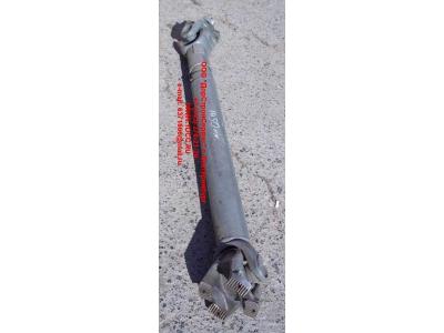 Вал карданный основной без подвесного L-1400, d-180, 4 отв. H HOWO (ХОВО) AZ9114311400 фото 1 Казань
