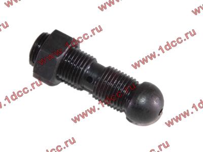 Болт регулировочный клапана с гайкой H2/H3 HOWO (ХОВО) VG14050010 фото 1 Казань