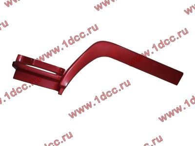 Крыло кабины со спальником левое красное H2 HOWO (ХОВО) WG1642230012 фото 1 Казань