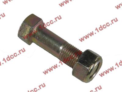 Болт M12х40 карданный с гайкой H2/H3 HOWO (ХОВО)  фото 1 Казань