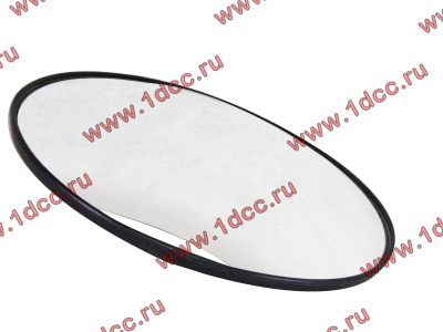 Зеркало сферическое (круглое) H2/H3 HOWO (ХОВО) WG1642770004 фото 1 Казань