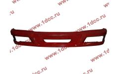 Бампер FN2 красный самосвал для самосвалов фото Казань