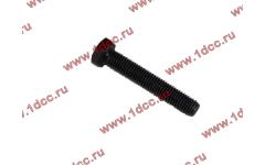 Болт M10x1.5x60 крепления картера маховика H2/H3 фото Казань