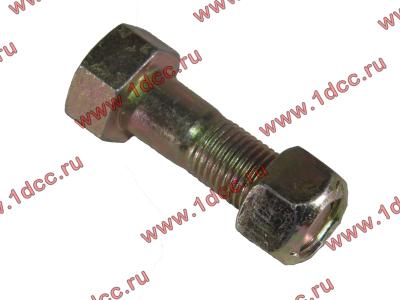 Болт M14х45 карданный с гайкой H2/H3 HOWO (ХОВО) Q151C1445 фото 1 Казань