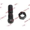 Болт регулировочный клапана с гайкой H2/H3 HOWO (ХОВО) VG14050010 фото 2 Казань