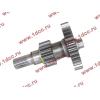 Вал промежуточный длинный с шестерней делителя КПП Fuller RT-11509 КПП (Коробки переключения передач) 18222+18870 (A-5119) фото 4 Казань