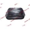 Гофра резиновая для отсекателя за кабиной H2/H3 HOWO (ХОВО) WG9725190008 фото 4 Казань