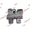 Клапан предохранительный 4-х контурный H2/H3 HOWO (ХОВО) WG9000360366 фото 5 Казань